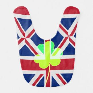 Babador Trevo britânico irlandês St Patrick Reino Unido do