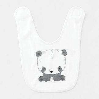 Babador Urso de PANDA bonito