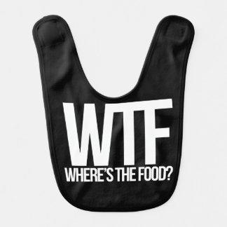 Babador WTF onde está a comida