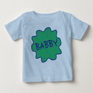 Babby, camiseta do bebê do calão de Manchester