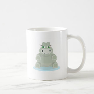 Baby Hippo Caneca