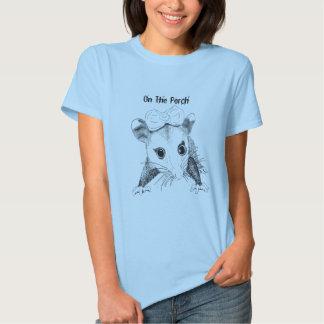 babypossum, no patamar tshirts