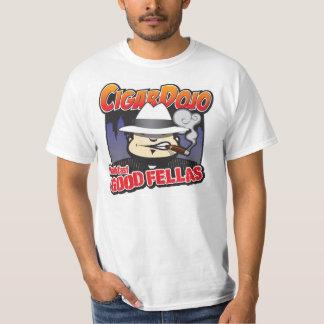 Bacanos do leste nortes do Dojo do charuto bons Camiseta
