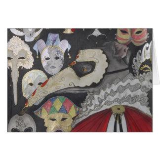 Bacio, o cartão do Dia das Bruxas do galgo
