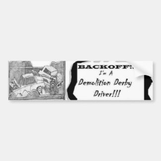 backoff adesivo para carro
