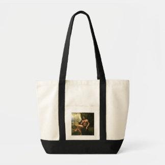 Baco, c.1695 (óleo em canvas) bolsas