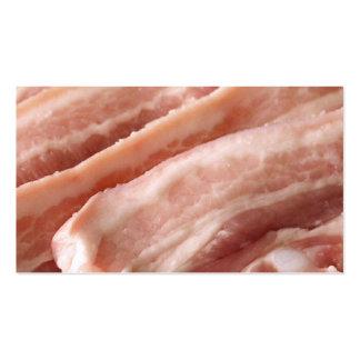 Bacon Cartão De Visita