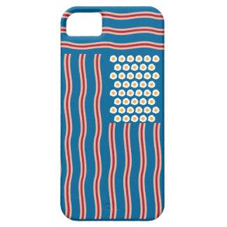 Bacon para o exemplo engraçado do iPhone 5 dos Capas Para iPhone 5
