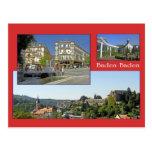 Baden-Baden cartão Cartao Postal