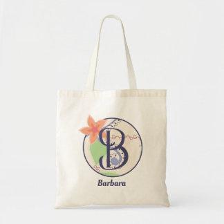 Bage do bolsa da letra de B