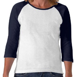 Bagels do disco de hóquei tshirts