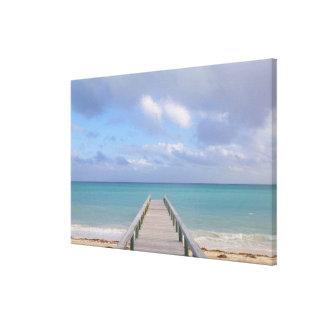 BAHAMAS, ilha de Bahama grande, lado oriental: Impressão Em Tela
