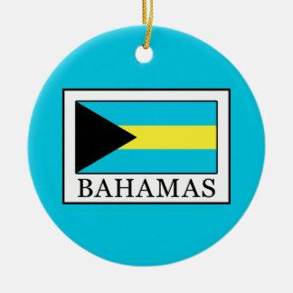 Bahamas Ornamento De Cerâmica