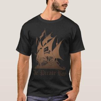 Baía 12x14 do pirata camiseta