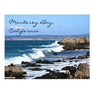 Baía Califórnia de Monterey, cartão