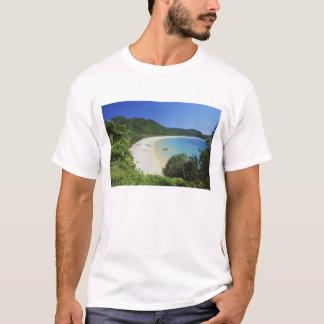 Baía de Tonga, Abel Tasman NP, ilha sul, nova Camiseta