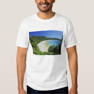 Baía de Tonga, Abel Tasman NP, ilha sul, nova T-shirts