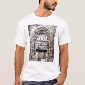 Baía direita do portal real, mediados do século camiseta