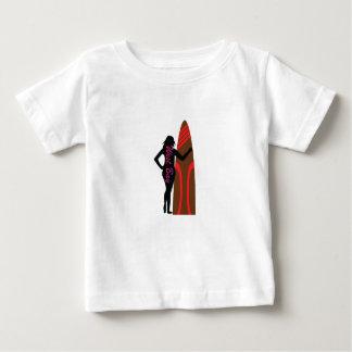 Baía ocidental Florida Camiseta Para Bebê