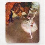 Bailarina de Prima por Edgar Degas, arte do balé