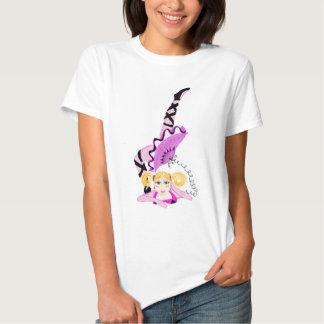 Bailarina Funky Tshirts