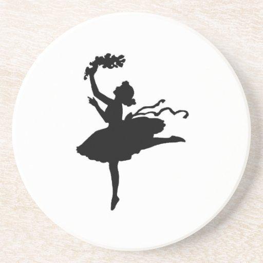 Bailarina Porta Copo Para Bebidas