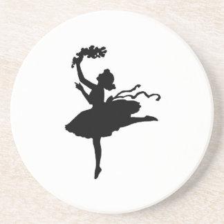 Bailarina Porta Copos De Arenito