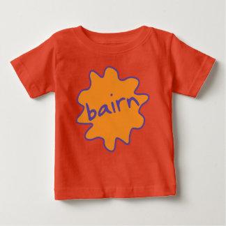 Bairn, Yorkshire, camiseta do norte do bebê do
