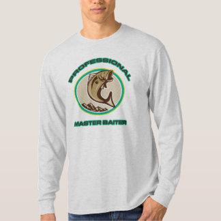 Baiter mestre profissional camiseta