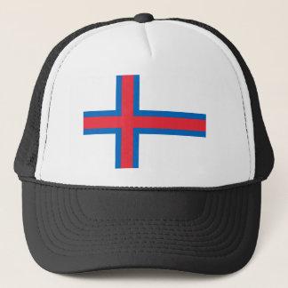 Baixo custo! Bandeira de Faroe Island Boné