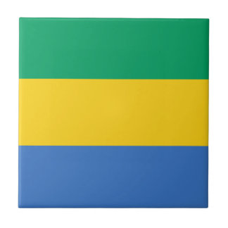 Baixo custo! Bandeira de Gabon
