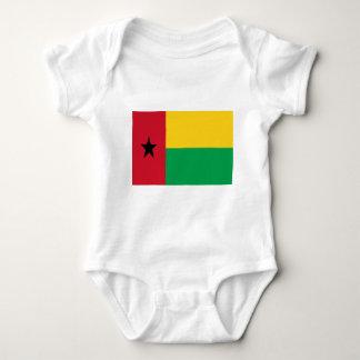 Baixo custo! Bandeira de Guiné-Bissau Body Para Bebê