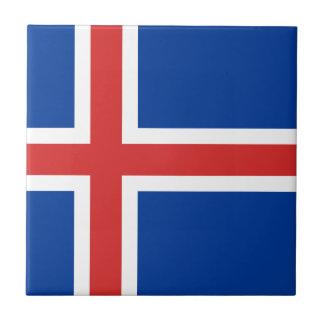 Baixo custo! Bandeira de Islândia