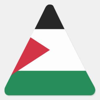 Baixo custo! Bandeira de Jordão Adesivo Triangular