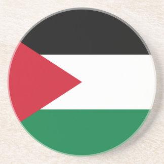 Baixo custo! Bandeira de Jordão Porta-copos