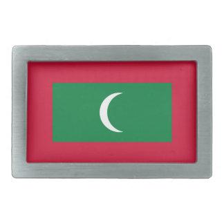 Baixo custo! Bandeira de Maldives