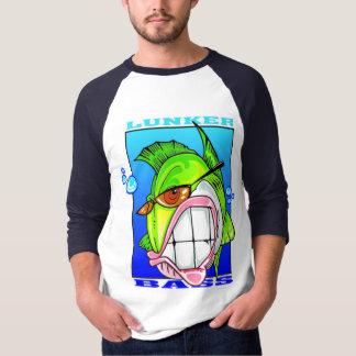 Baixo de Lunker T-shirts