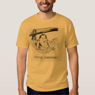 Bala de canhão de Christie! T-shirt