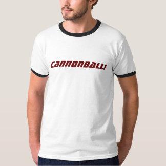 BALA DE CANHÃO! T-SHIRT