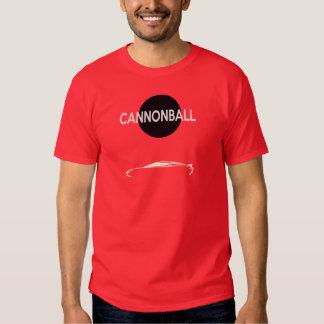 Bala de canhão tshirts