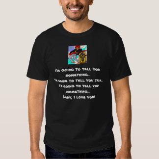 Balancim do jukebox camisetas