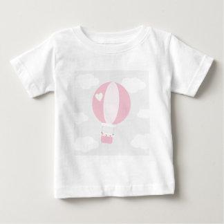 balão camiseta para bebê
