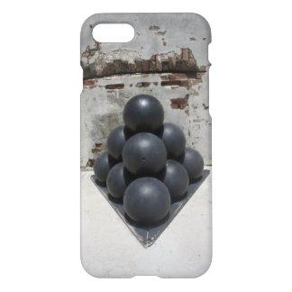 Balas de canhão capa iPhone 7