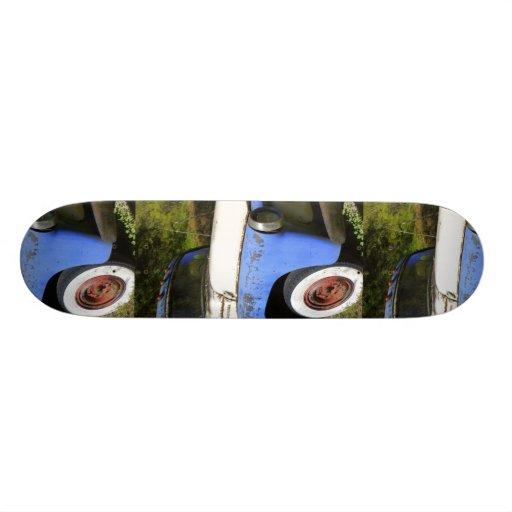 Balde da oxidação skate