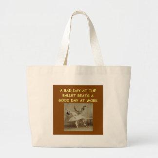balé bolsas para compras