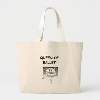 balé bolsa de lona