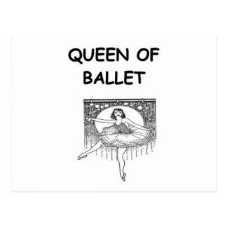 balé cartão postal