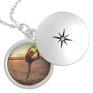 Balé na praia locket