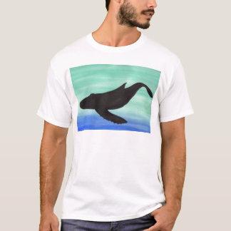 Baleia Camiseta