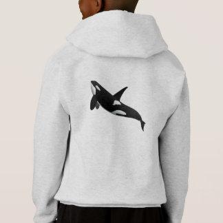 Baleia de assassino, orca do Orcinus